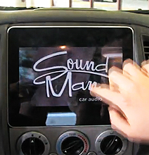 How To: Fit The iPad Snuggly Into Your Car Dashboard