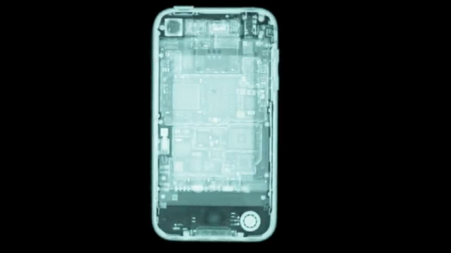 iPhone 3GS | X-Rayed