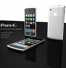 30 Designs People Say The iPhone 4G Will Have