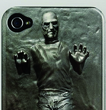 Iconic iPhone Case: Steve Jobs In Carbonite