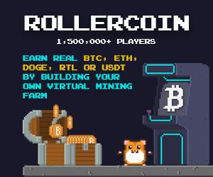Rollercoin Bitcoin Mining