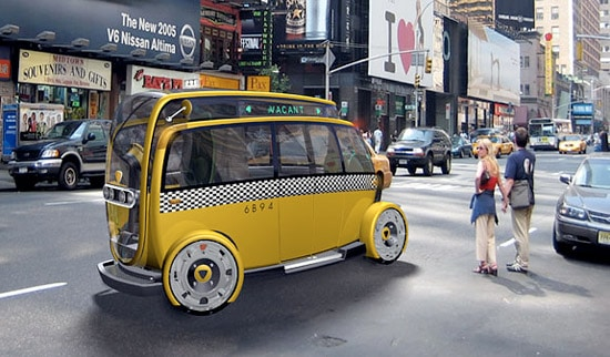 Taxi of the Future