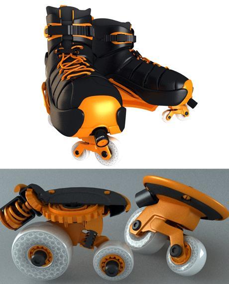 720 Skates Concept