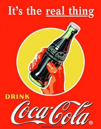 Coka Cola - Poster Design - 10