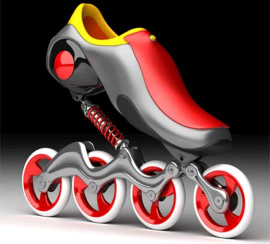 Cool Inline Skates By Mercury