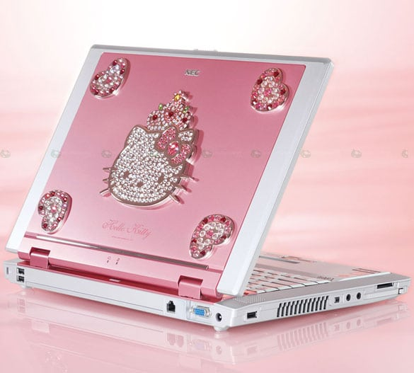 Hello Kitty - Computer