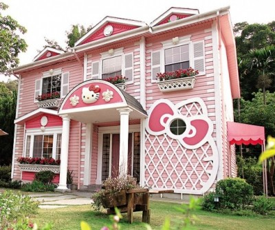 Hello Kitty - House