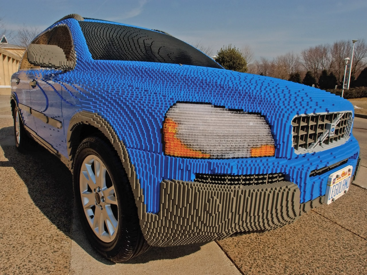 Lego Volvo