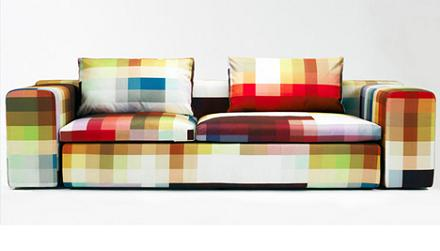 How About A Pixel Couch?