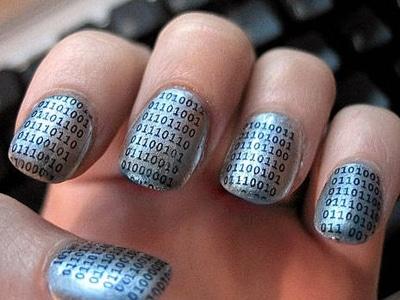 Binary Nails
