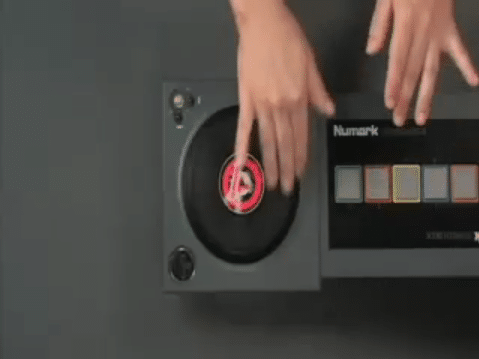 Scratch Turntable for Gamers