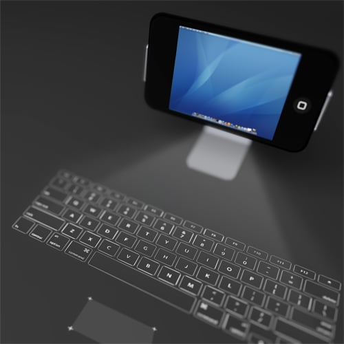 Tech 2 iPhone Stand – Simply Rockin'!