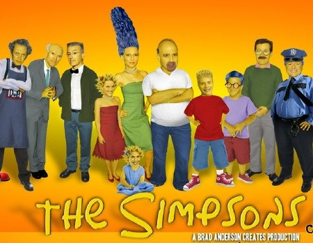 Live Action Simpsons Movie?