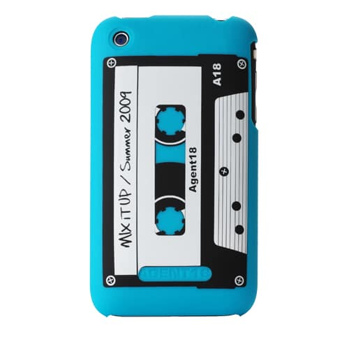 Limited Edition Mix Tape for iPhone