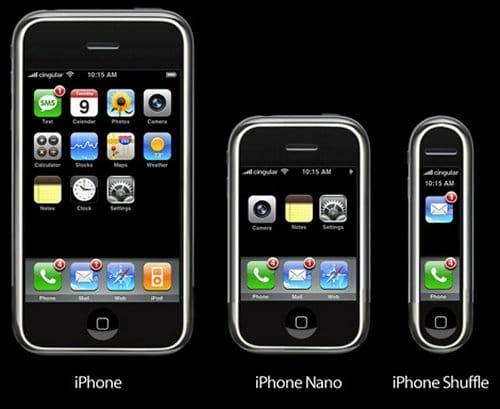 Next Generation iPhones – Genius!