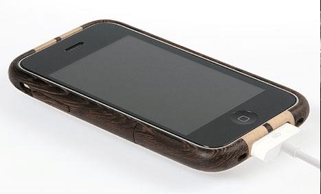iWood Cobra for iPhone
