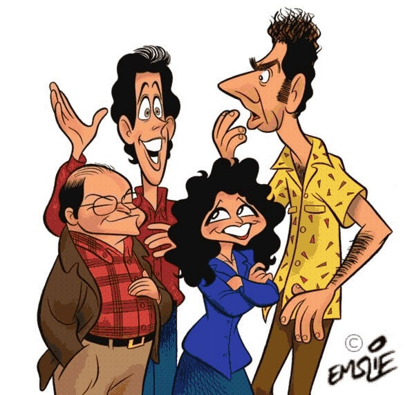 Happy 20th Anniversary Seinfeld!