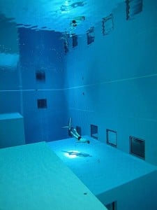 Worlds Deepest Pool