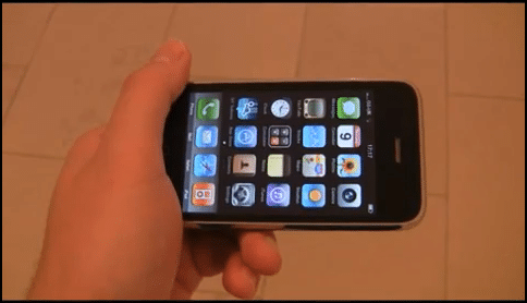 Augmented Reality on iPhone 3GS