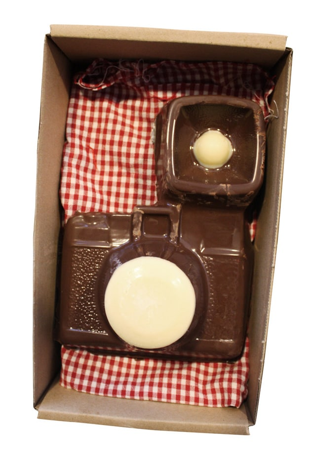Chocolate Camera Anyone?