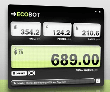 Track Your Carbon Footprint