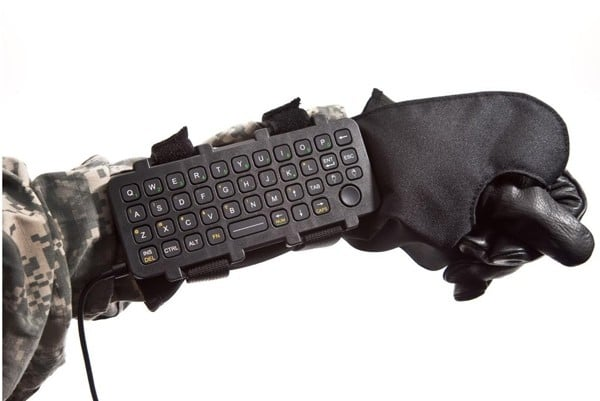 iKey Wearable Rugged Keyboard