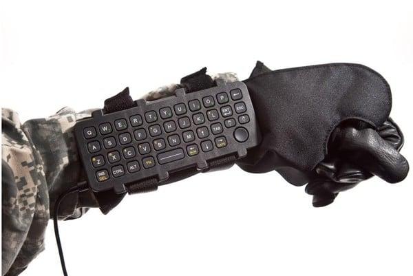 iKey Wearable Rugged Keyboard