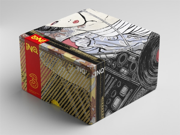 Creative Mobile Packaging