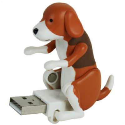 "Bad Dog, Bad Dog – USB ""Humping Dog"" Device"