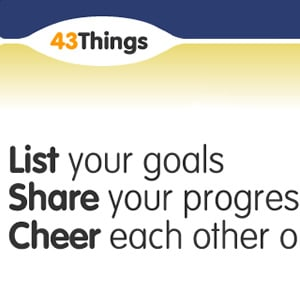Website: 43 Things – List Your Goals!