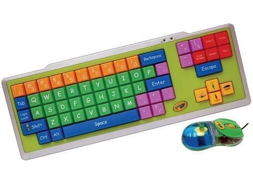 Crayola Keyboard and Mouse Set