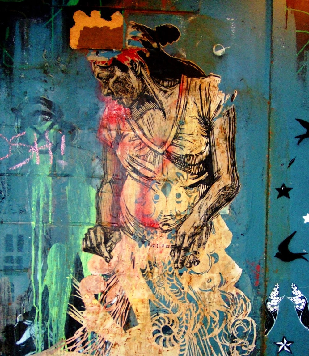 New York City Street Artist: Swoon