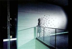 Art Installation by Kumi Yamashita