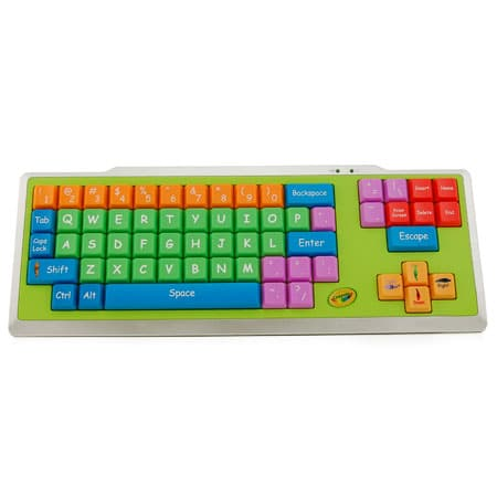 Crayola Keyboard and Mouse Set