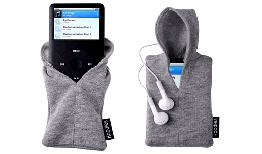 iPod Hoodie Cute or Not?