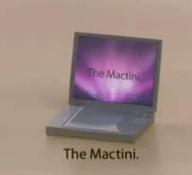 Mactini Tiniest Computer!