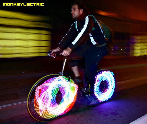 LED Revolutionary Bicycle Lighting