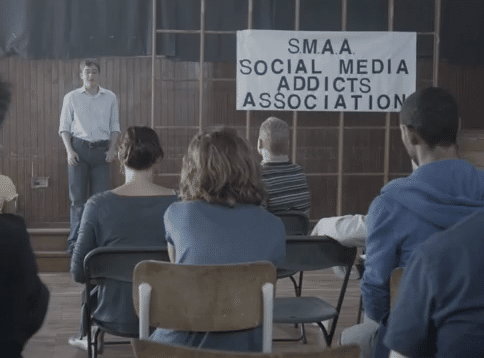 AA Meeting for Social Media Addicts?!