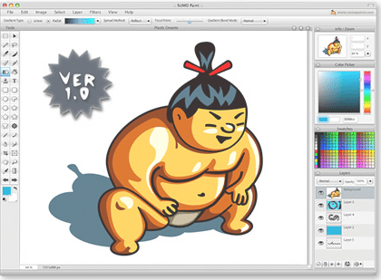 Sumo Paint 1.0