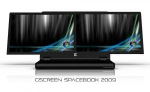 GSCREEN-G400-Spacebook-dual-screen-laptop-blackVista