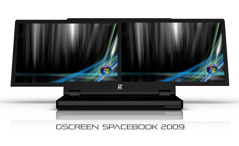 Want a Dual Screen LapTop?