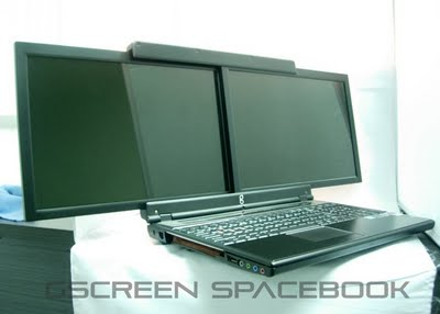 Want a Dual Screen LapTop?