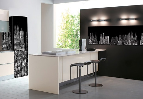 Trendy Work of Art for Your Kitchen