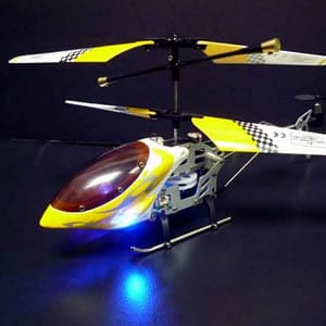 RC Whirly Helicopter things…