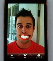 Get Your Smile On (your iPhone)