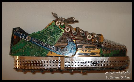 Junk Art by Gabriel Dishaw