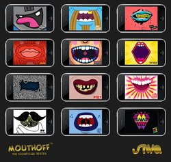 Mouth Off- Cool iPhone App