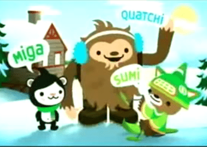 Meet the 2010 Vancouver Olympic Mascots