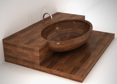 Unique and Beautiful Bath Tubs