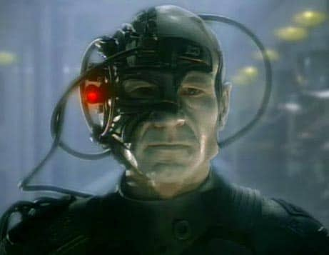 We Are The Borg. You Will Be Assimilated.